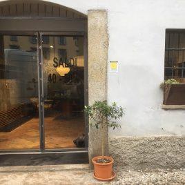 Temporary Lavandai sui Navigli